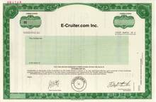 E-Cruiter.com Inc