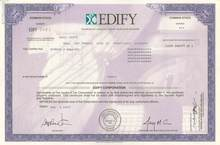 Edify Corporation ( Now S1 Corporation )