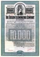 Edison Illuminating Company of Detroit - 1905 ( Early Detroit Edison )