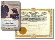 Edison Phonographs, Ltd.