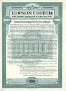 Edison United Phonograph Company 1903