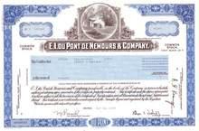 E.I. DuPont de Nemours & Company - Edgar S. Woolard, Jr. as Chairman