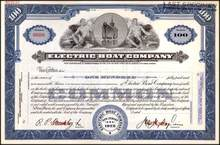 Electric Boat Company ( Now General Dynamics ) 1951