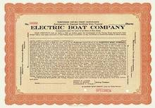 Electric Boat Company ( Now General Dynamics )