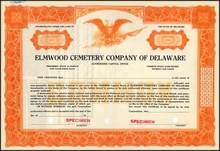 Elmwood Cemetery Company of Delaware