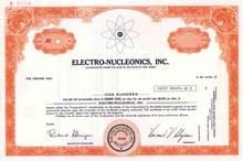 Electro-Nucleonics, Inc.