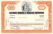 Electronic Memories & Magnetics Corporation