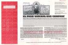 El Paso Natural Gas Company - SPECIMEN