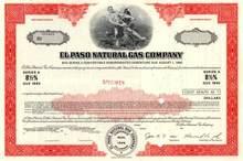 El Paso Natural Gas Company
