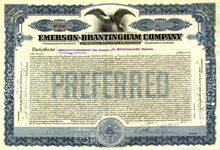 Emerson Brantingham 1925 - Farm Tractor Company (J. I. Case)