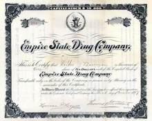 Empire State Drug Company 1897