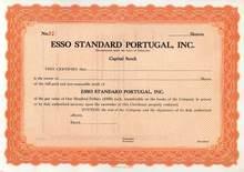 Esso Standard Portugal, Inc.