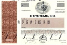 E - Systems Inc. ( Now Raytheon )