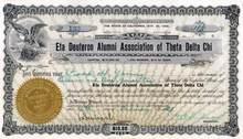 Eta Deuteron Alumni Association of Theta Delta Chi 1921 - Stanford University, California