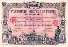 Etablissements Industriels de Berdiansk 1899