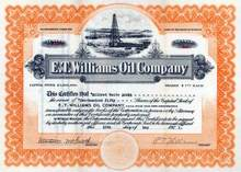 E.T. Williams Oil Company - Wyoming