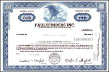 Faultfinders Inc.