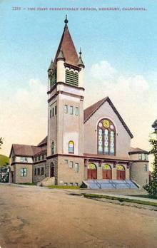 First Presbyterian Church - University of California, Berkeley