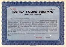 Florida Humus Company