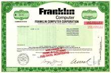 Franklin Computer Corporation (Franklin Publishing)