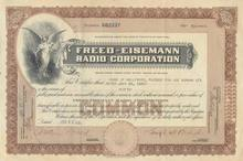 Freed-Eisemann Radio Corporation