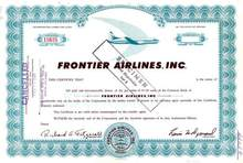 Frontier Airlines, Inc. - Nevada 1964