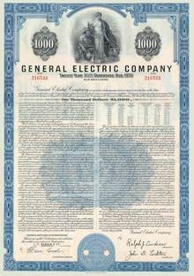 General Electric Company 1956 - Ralph Cordiner
