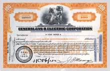General Gas & Electric Corporation 1934 - ( SCANA )