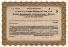 Georgia, Carolina and Northern Railway Company