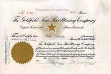 Goldfield Lone Star Mining Company 1906 - Goldfield, Nevada