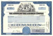 Goodyear Tire and Rubber Company - New York