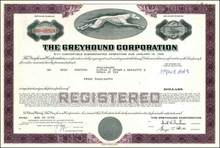 Greyhound Corporation - Famous Bus Company