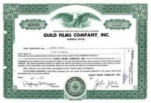 Guild Films Company, Inc.