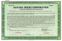Havana Docks Corporation