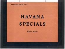 Havana Specials Cigars