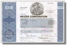 Heizer Corporation - Famous Venture Firm