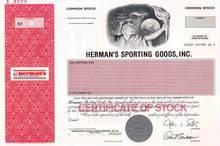 Herman's Sporting Goods, Inc.