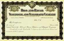 Hilo and Hawaii Telephone and Telegraph Company - 191X