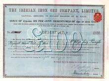 Iberian Iron Ore Company, Limited 1894