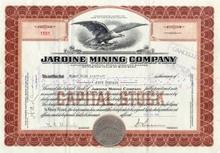Jardine Mining Company 1930's - Montana