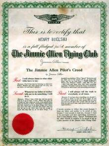 Jimmie Allen Flying Club
