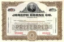 Joseph Horne Company