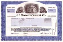Morgan - J.P. Morgan Chase & Co.
