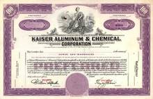 Kaiser Aluminum & Chemical Corporation