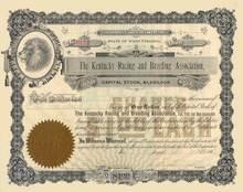 Kentucky Racing and Breeding Association 1903