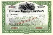 Kentucky Utilities Company (LG&E Energy )