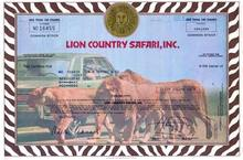 Lion Country Safari, Inc. - Lions, Tigers and Cars, oh my....