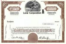 Loral Corporation 1977