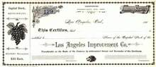 Los Angeles Improvement Co. 1880's