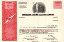 Louisville Gas and Electric Company